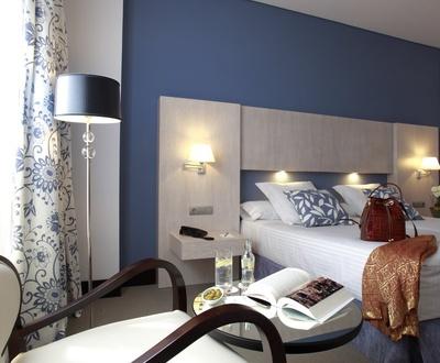 Habitación Doble Hotel Nuevo Boston