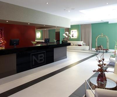 Recepción Hotel Nuevo Boston