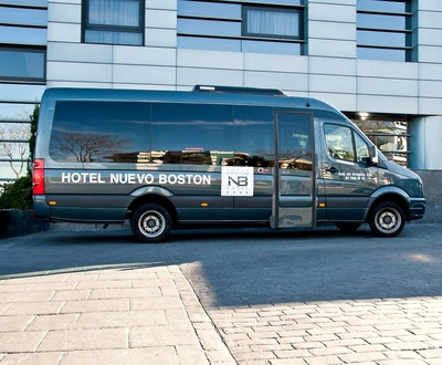 Traslado gratuito Hotel Nuevo Boston