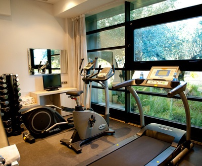 Fitness Center Hotel Nuevo Boston