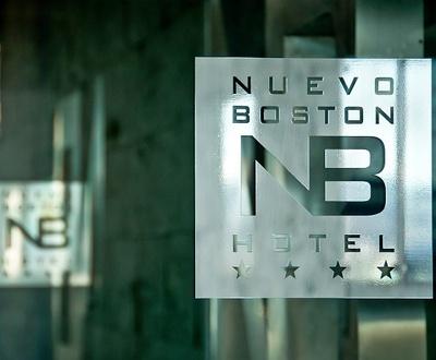 Salón Hotel Nuevo Boston