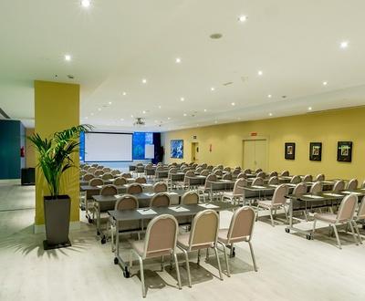 Sala de reuniones Hotel Nuevo Boston