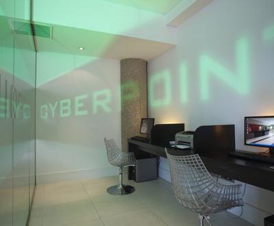 Cyber Corner Hotel Nuevo Boston